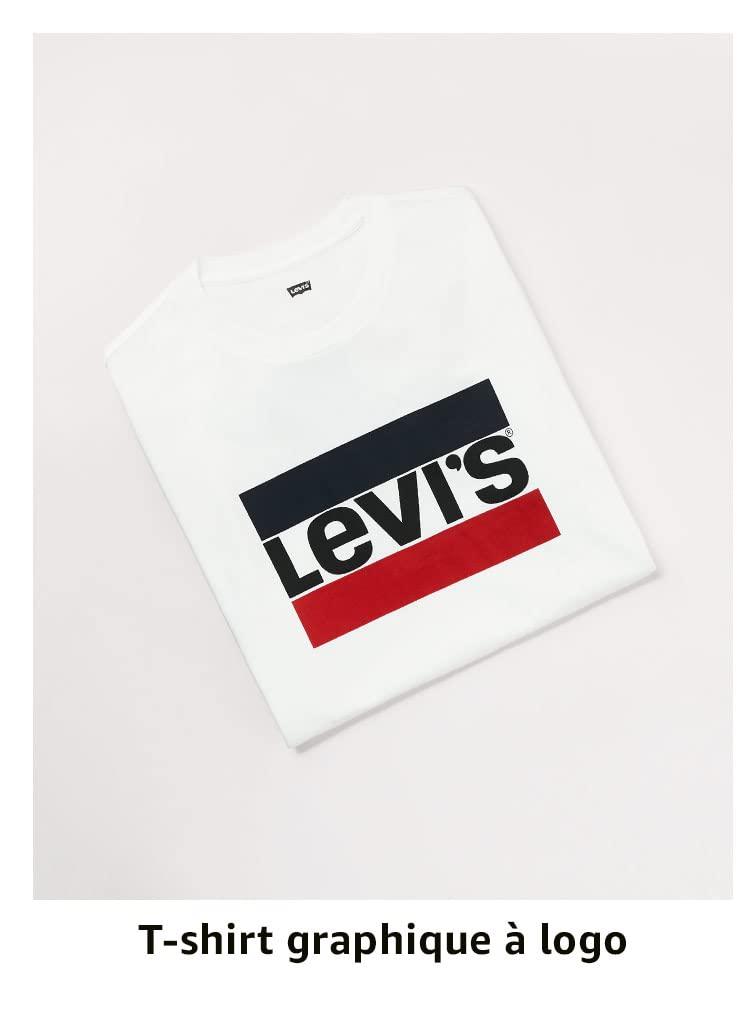 T-shirt graphique à logo