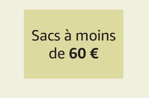 Sacs à moins de 60 €