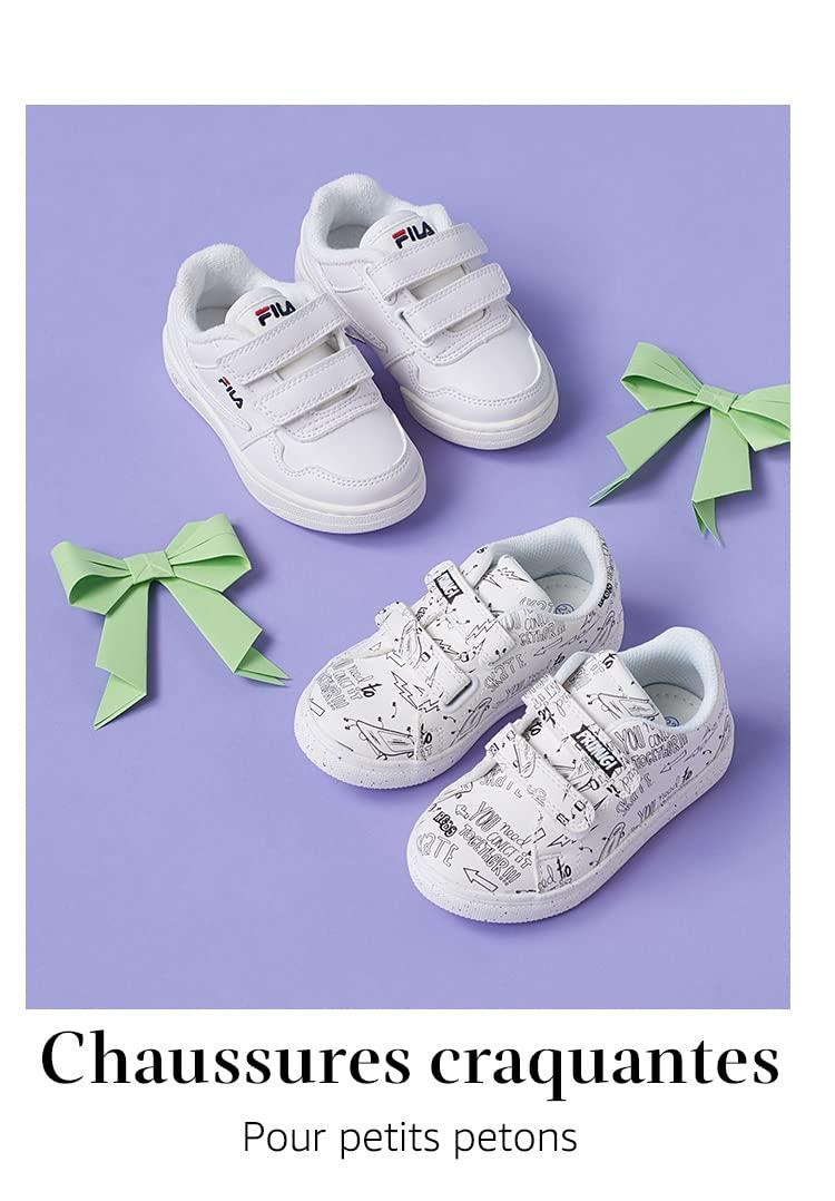 Chaussures craquantes