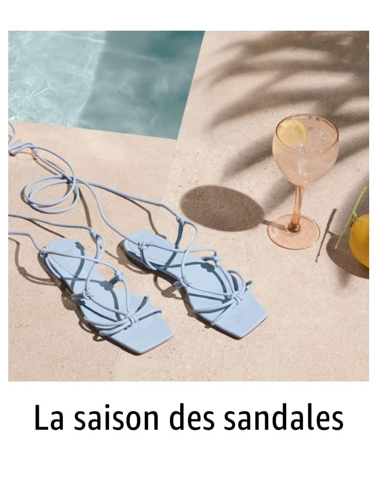 La saison des sandales