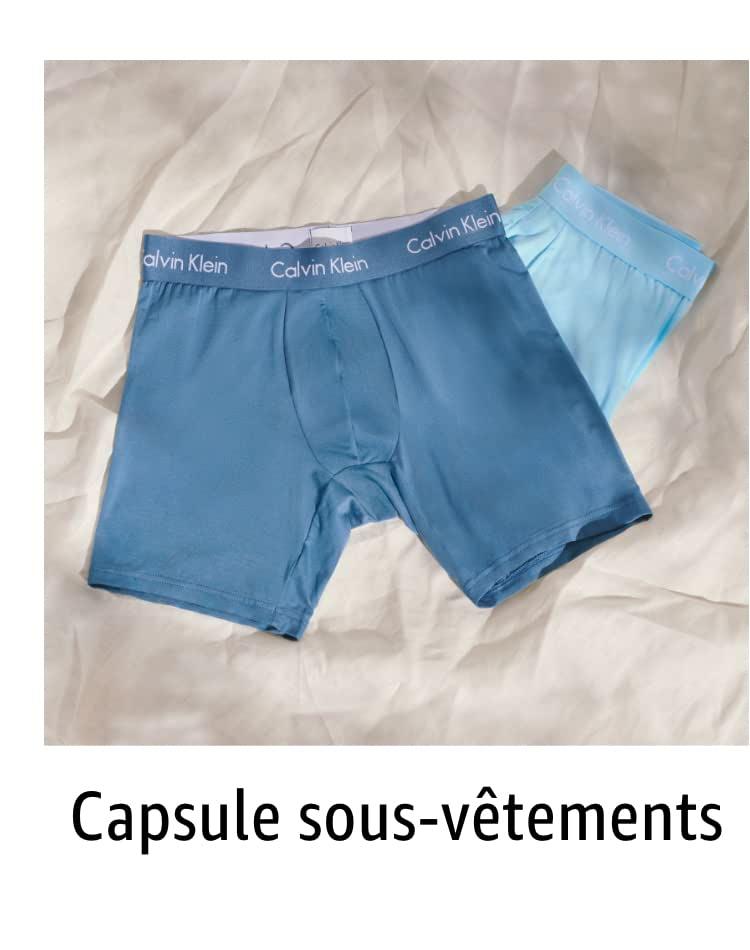 Capsule sous-vêtements
