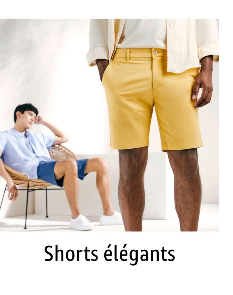 Shorts élégants