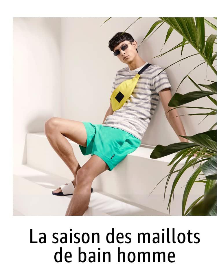 La saison des maillots de bain homme
