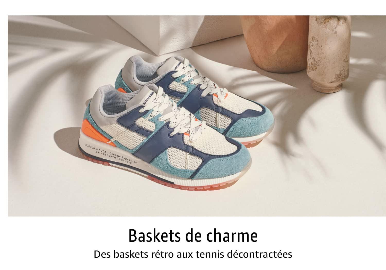 Baskets de charme