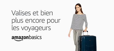 Essentiels de voyage par AmazonBasics