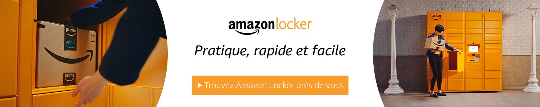 Amazon locker code sur mon espace amazon