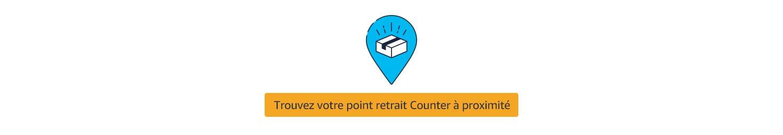 Trouvez votre point relais Counter de proximite