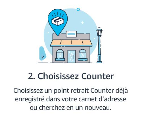 Choisissez Counter