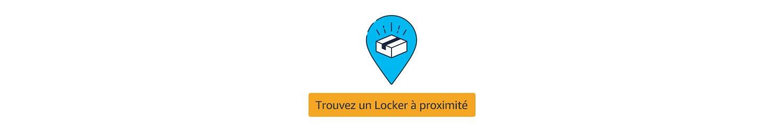 Trouvez un Locker