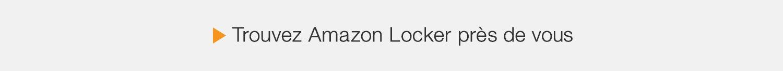 Trouvez Amazon Locker pres vous