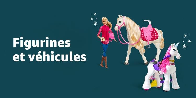 Figurines et Véhicules