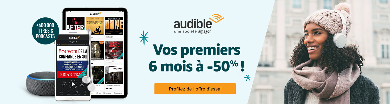Amazon Fr Livres Audio Audible