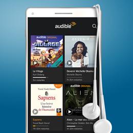 Vos livres en format audio