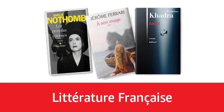 Littérature française 2018