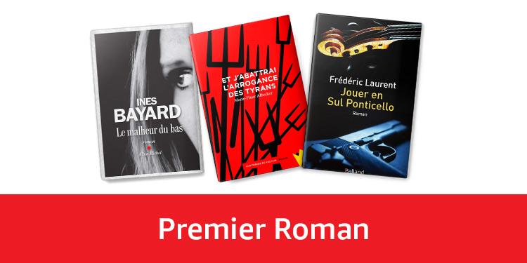 Premiers Romans 2018