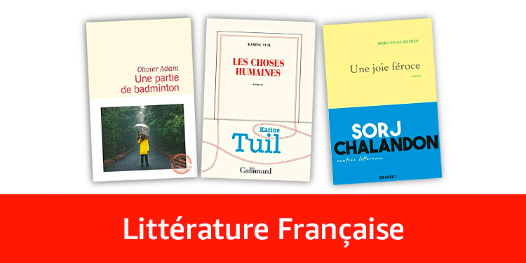 Amazon Fr Rentree Litteraire 2019 Livres