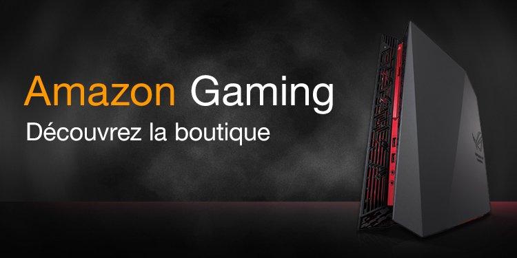 Découvrez la boutique Gaming PC