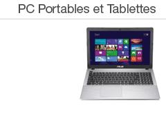 PC Portable et Tablettes