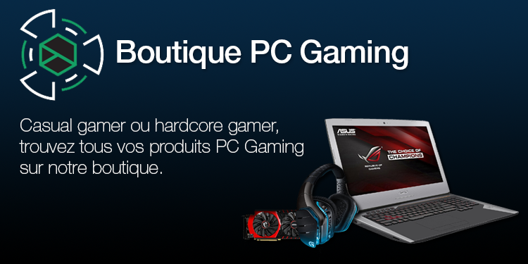 Boutique PC Gaming