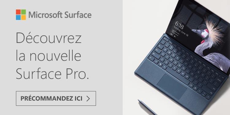 Découvrez Surface Laptop