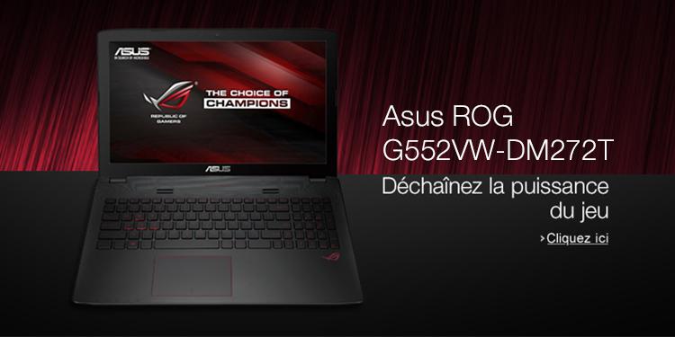 Asus ROG G552