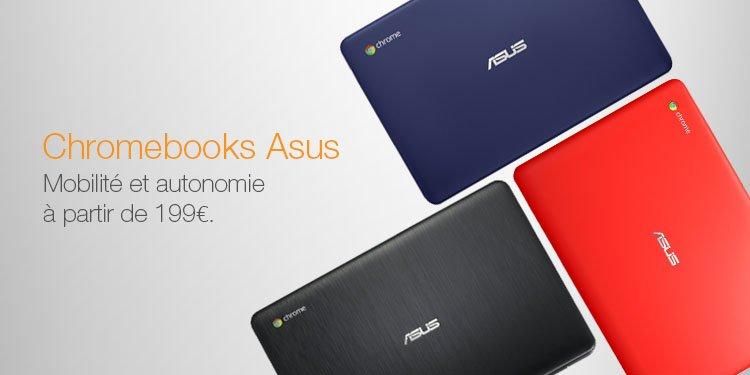 Asys Chromebooks