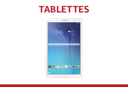 Tablettes