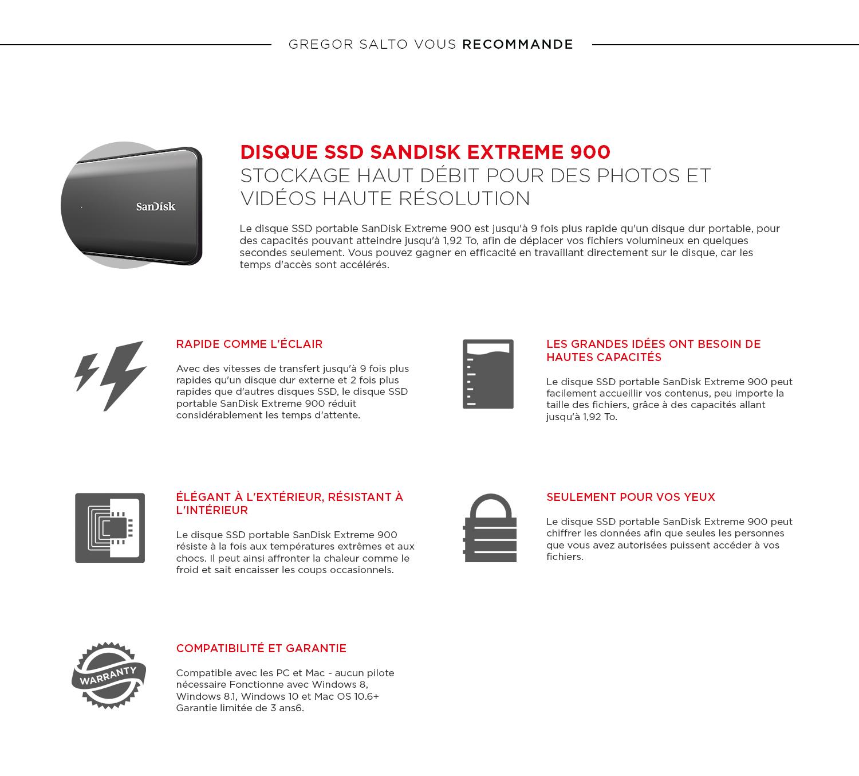SSD 900