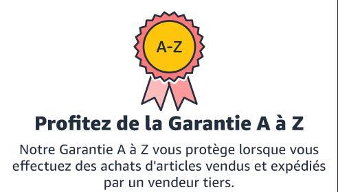 Profitez de la Garantie A à Z