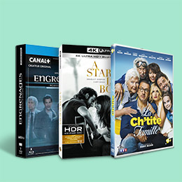 Promotions DVD & Blu-ray