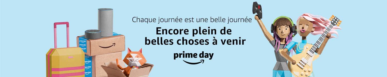 Chaque journée est une belle journée avec Amazon Prime