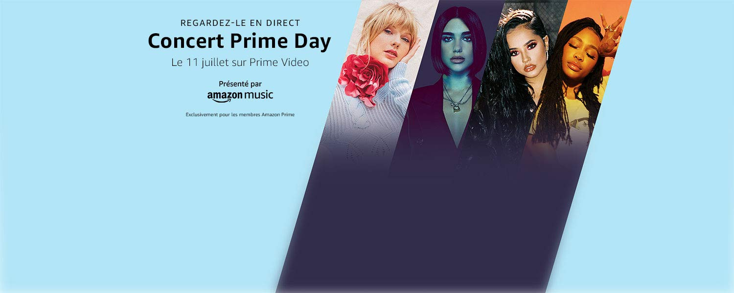Concert Prime Day