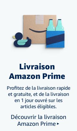 Livraison Amazon Prime