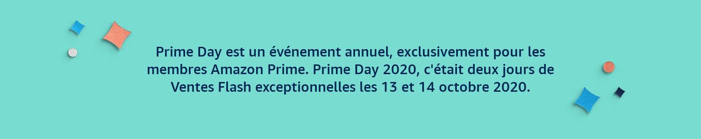 Prime Day, c'était le 13 et 14 octobre 2020