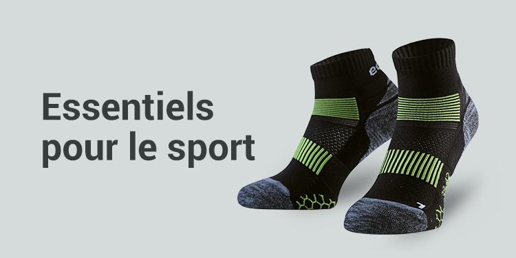 Essentiels pour le sport