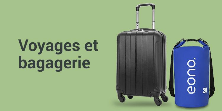 Voyages et bagagerie