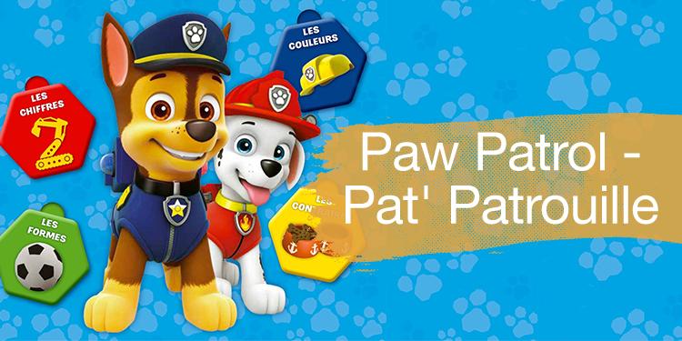 Paw Patrol - Pat' Patrouille
