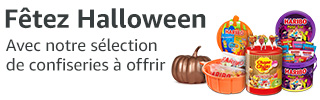 Boutique Confiseries d'Halloween