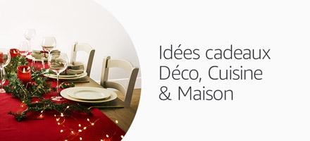 Idées cadeaux Déco, Cuisine et Maison