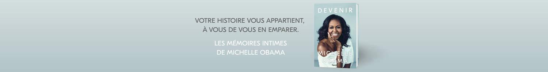 Les mémoires intimes de Michelle Obama