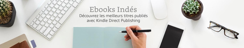 Découvrez les meilleurs titres publiés avec Kindle Direct Publishing