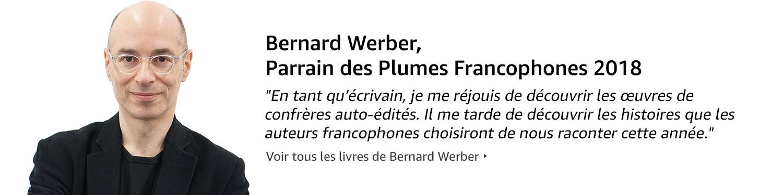 Bernard Werber, parrain du concours