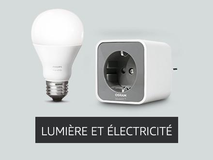 Lumière et électricité