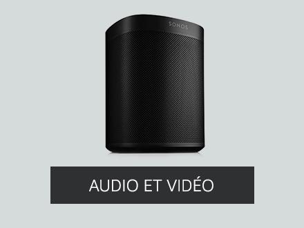 Audio et vidéo