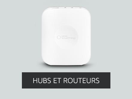 Hubs et routeurs
