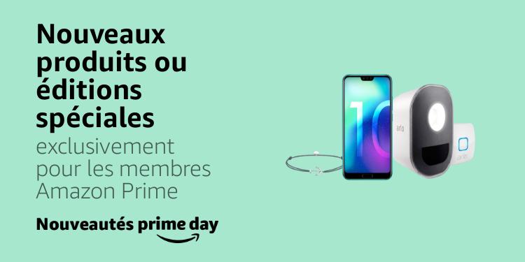 Prime Day 2018 Nouveautés Prime Day