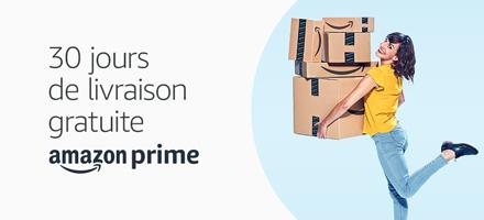 Adieu frais de livraison - Amazon Prime