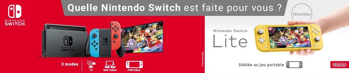 Nintendo Switch Lite ou Classique