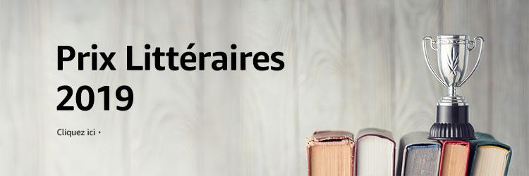 Prix Littéraires 2019