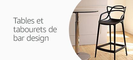 Tables et tabourets de bar Design